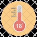 Temperature Summer Hot Icon