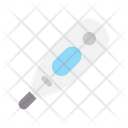 Medical Healthy Thermometer Icon