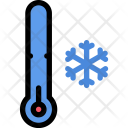 Thermometer Weather Insurance Icon