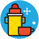 Thermos Vacuum Flask Icon