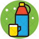 Tea Thermos Percolator Icon
