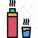 Cup Thermos Drink Icon