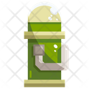 Flask Camping Equipment Icon