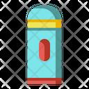 Hot Thermos Vacuum Bottle Icon