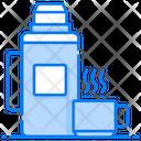 Thermos Flask Thermos Percolator Icon