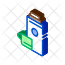 Travel Drink Thermo Icon