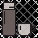 Thermo Food Bag Icon