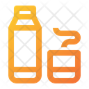 Thermos Drink Hot Water Icon