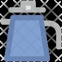 Thermos Kettle Teapot Icon