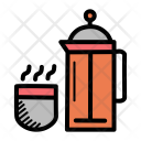 Thermos Coffee Drink Icon