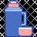Thermos Bottle Icon