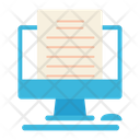 Thesis Research Homework Icon