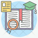 Thesis Epitome Report Paper Icon