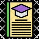Thesis Literature Knowledge Icon