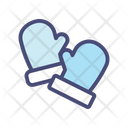 Thick gloves Icon
