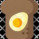 Thick Sandwich Icon