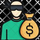 Thief Steal Criminal Icon