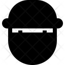 Thief Criminal Prisoner Icon