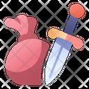 Rpg Fantasy Thief Icon