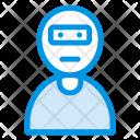 Man Prison Avatar Icon