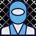 Thief Criminal Crime Icon