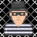 Thief Burglar Robber Icon