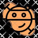 Thief Coronavirus Emoji Coronavirus Icon