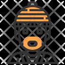 Thief Man Burglar Icon