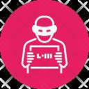 Thief Arrest Prisoner Icon