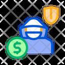 Anti Thief Insurance Icon
