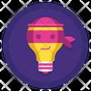 Thief Of Idea Man Idea Creativity Icon