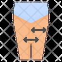 Thigh Icon