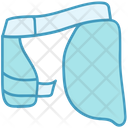 Thigh Pad Icon