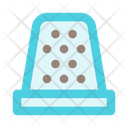 Sew Sewing Thimble Icon