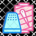 Thimble Thread Icon