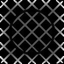 Thin Circle Icon