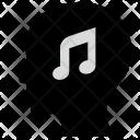 Man Music Head Icon