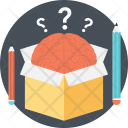 Thinking Globe Question Icon