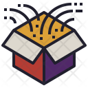Think Outside of box Icon
