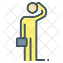 Think Thinker Person Icon