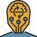 Thinking Processing Planning Icon