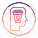Thinking Mind Head Icon