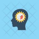 Fast Thinking Intelligence Icon