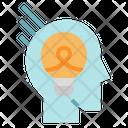 Thinking Idea Light Icon
