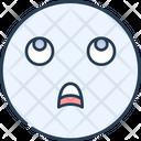 Emoji Thinking Icon