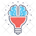 Mind Idea Creative Idea Innovative Idea Icon