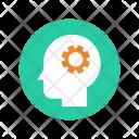 Thinking Optimize Human Icon