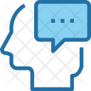 Thinking Chatting Message Icon