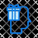 Thinking Gift Icon