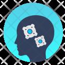 Mind Think Head Icon